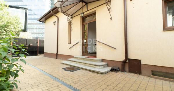 Floreasca   vila singur curte   7 minute de metrou   7 camer