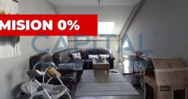 Comision 0%! Apartament cu 3 camere decomandate in Baciu !