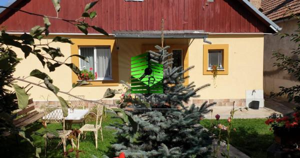 Casa Sacele, singur in curte, renovata, mobilata, 120.000€