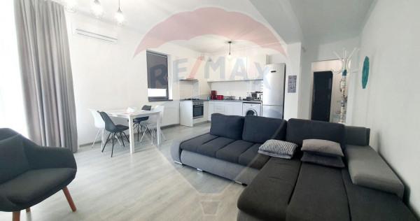 Apartament cu 2 camere de vanzare Mamaia Nord