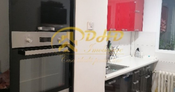 Apartament 3 camere D, Bucsinescu, langa statie, renovat