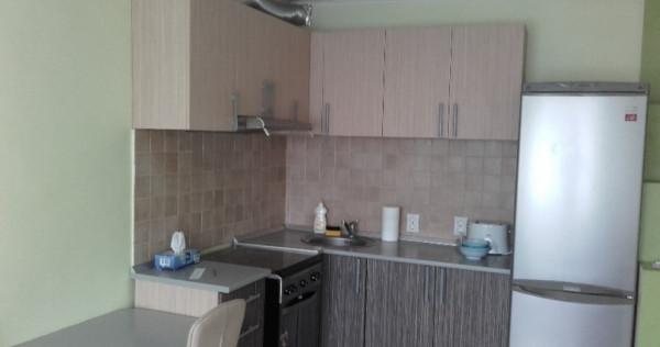 Inchiriez apartament cu o camera in zona Nufarul