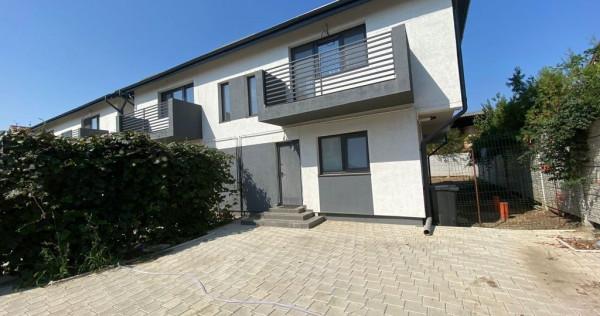 Vila Duplex - 105 mp utili - Toate utilitatile - Finalizate