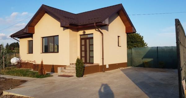 Casa 2 camere str. Frunzei, oras Magurele.