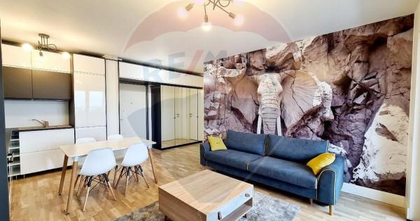 Apartament 2 camere Lux Barbu Vacarescu/ Floreasca Parcar...
