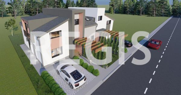 Casa tip Duplex, Sanpetru