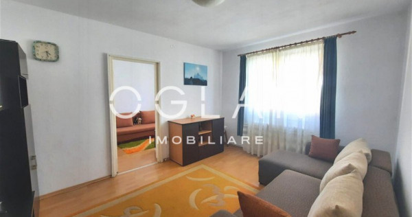 Apartament 2 camere, renovat 2020 zona Rahovei