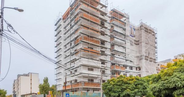 Apartament 2 camere + terasa 22 mp, Militari - Pacii, 4 m...