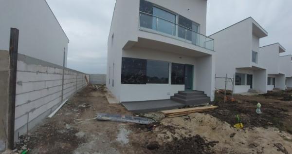 Proiect NOU 2021 - Case single,4 camere LA CHEIE-Bragadiru,C