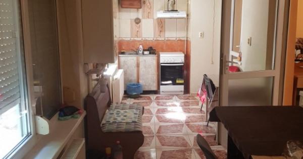Apartament 2 camere Hipodrom ,parter