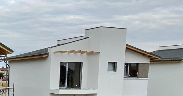 Vila Premium 5 camere - teren 410 mp - Berceni