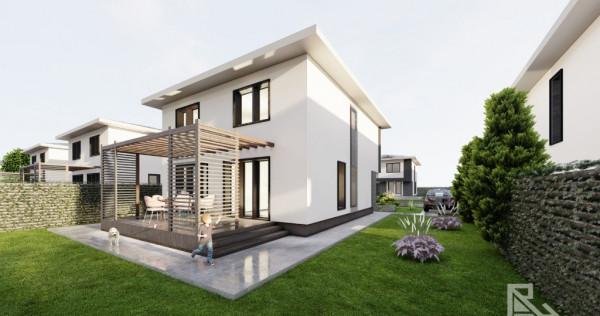 Vila Moderna - 5 Camere - Cartier Nou - Teren 410 mp