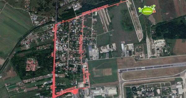 Vila 4 camere Otopeni City Gardens, P+1, FAZA 5, teren 330