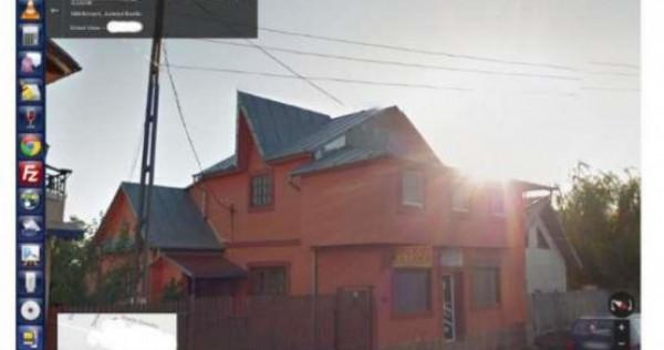 Casa de locuit Maracineni, Buzau cu spatii comerciale