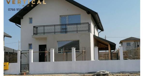 PROMO! Casa 4 Camere-Comuna Berceni in constructie!!