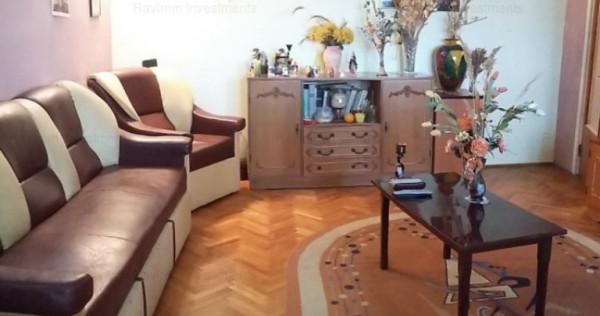 Apartament trei camere, ultracentral