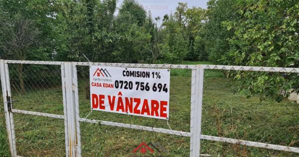 Teren intravilan pt casa in Banesti,cartier rezidential,586m