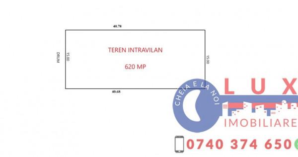 ID 7360 Teren INTRAVILAN * Zona fostului CAP