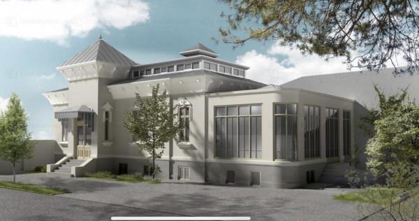 Vila deosebita Biserica Silvestru
