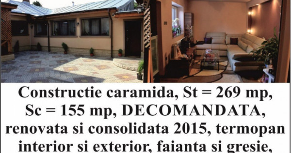 ~ Casa 5 camere, zona Centrala ~ ID:4149