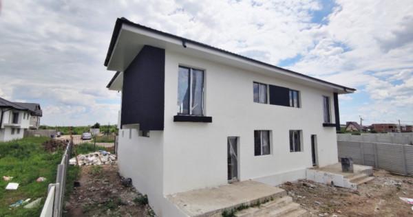Vila individuala la calcan Bragadiru, granita sector 5