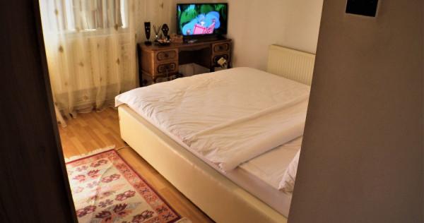 Apartament 3 camere decomandate, zona Mioritei, Bacau.