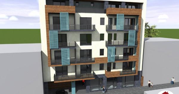 Apartament cu 2 camere in bloc nou ULTRACENTRAL - 75 mp.