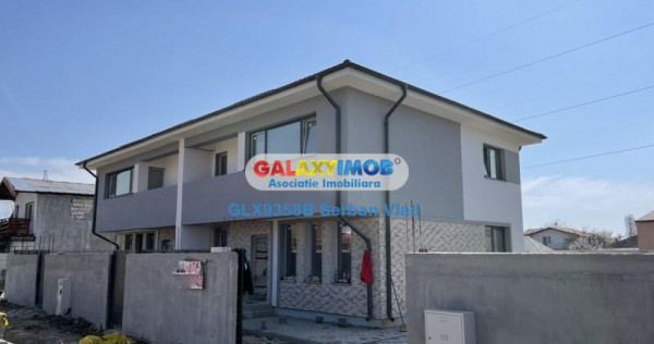Vila/duplex 4 camere 2 bai , 220mp curte FINISAJE PREMIUM