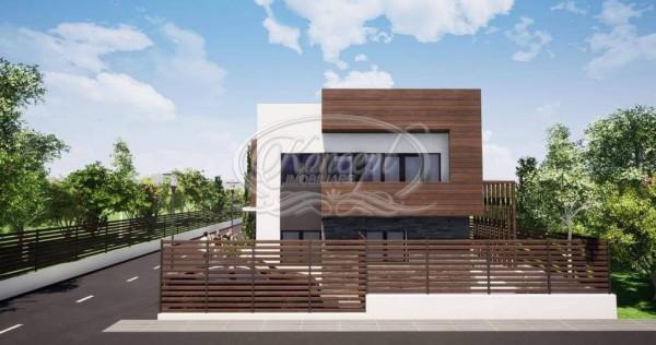 Duplexuri in ansamblu privat, zona Casa Zanelor