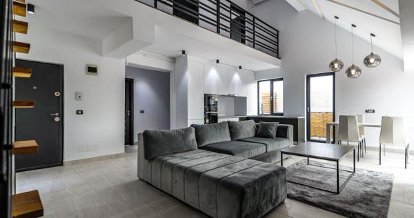 Apartament ultracentral cu terasă.