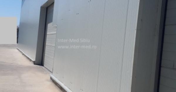 Hala Sibiu constructie recenta 200 mp