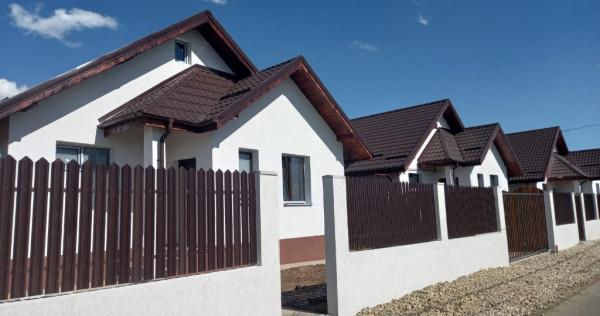 Casa individuala 4 camere,2 bai,terasa ,la 500 m de centura.