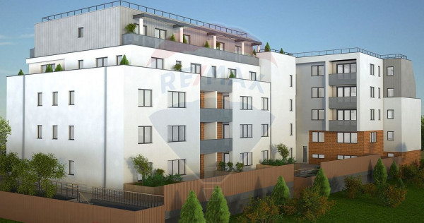 Apartament + terasa 23mp constructia 2021 Ultracentral