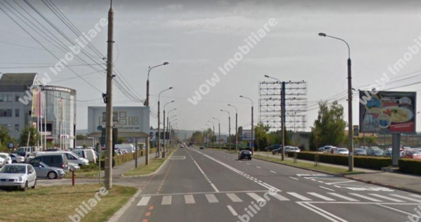 Spatiu comercial si industrial de zona Alba Iulia