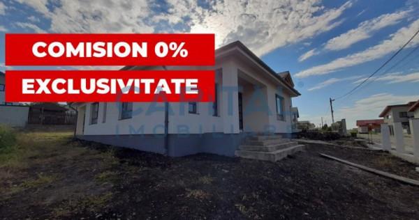 Casa unifamiliala pe un singur nivel in Apahida