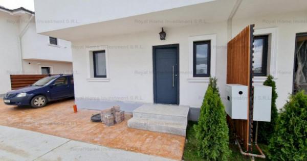 NOU | Casa Duplex Impecabila | 4 Camere | Zona Otopeni