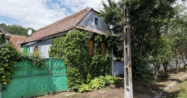 Casa 2 camere decomandate, sat Mihaileni