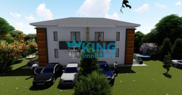 Vila Domnesti | Duplex | 4 Camere
