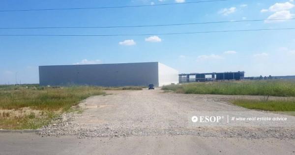 WDP Industrial Park Paulesti, 2.500 - 14.150 mp