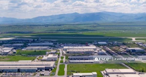 CTPark Sibiu, spatii industriale, 3.000 - 20.599 mp