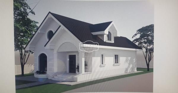 Vila noua, Catamarasti Deal, P+M, S-160 mp