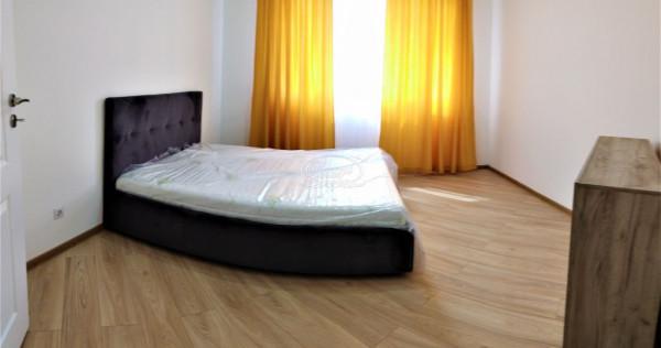 Apartament la prima inchiriere, zona BMW Floresti