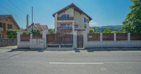Apartament cochet in vila, Cristian, Brasov