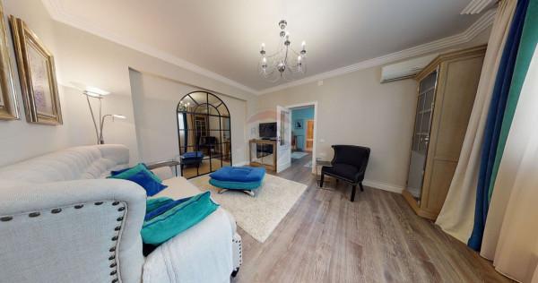 Apartament 2 camere in VILA de închiriat I Floreasca I t...