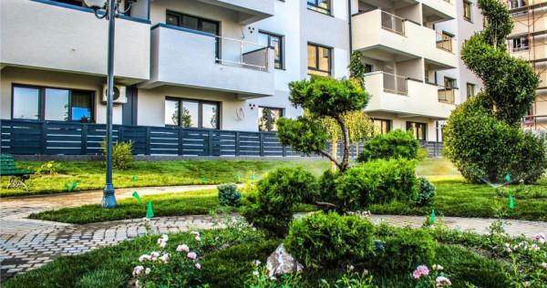 Apartament 1 camera D 42mp Bloc nou Popas pacurari