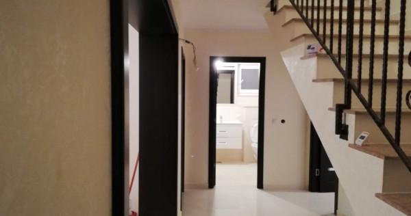 Vila cu 4 camere, garaj, in zona Popas Pacurari- Cuza Voda