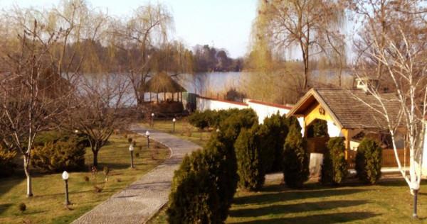 Vila la Snagov cu ponton pe lac, Visul nu are limite!