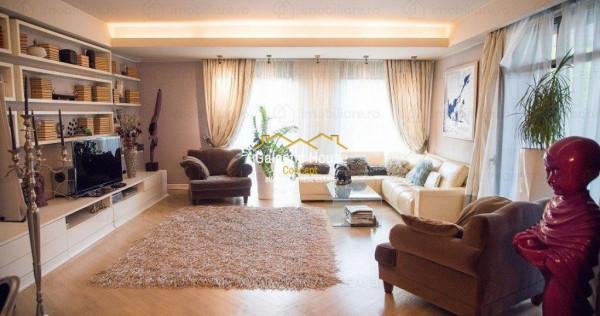 Floreasca Apartament 4 camere Lux Vedere Lac