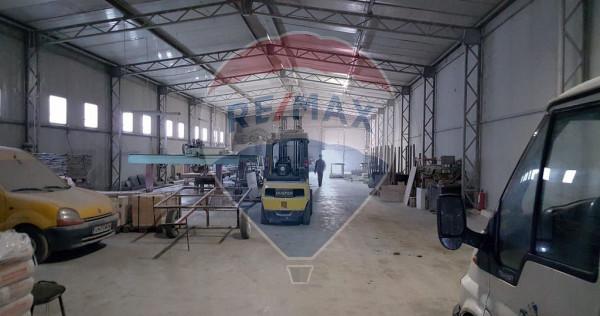 Spațiu comercial/industrial Calea Munteniei