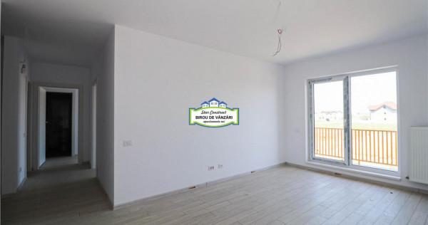 Apartament 3 camere - Terasa generoasa l Direct dezvoltator